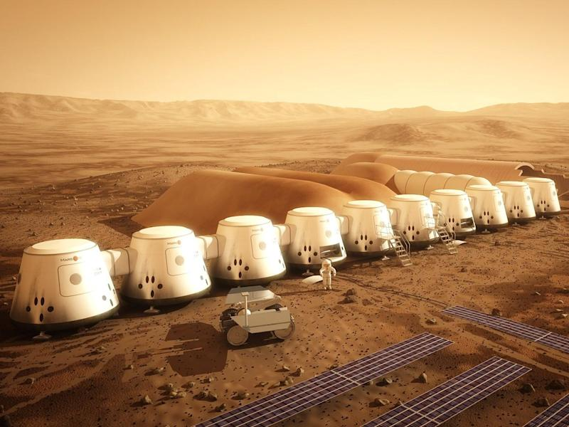 Elon Musk has plans to make Mars habitable for humans: Mars One