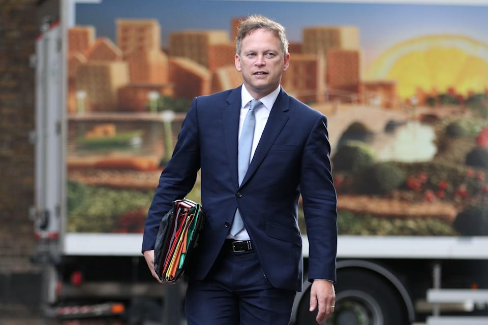 <p>Transport Secretary Grant Shapps is understood to want to get a final deal for Crossrail</p>PA