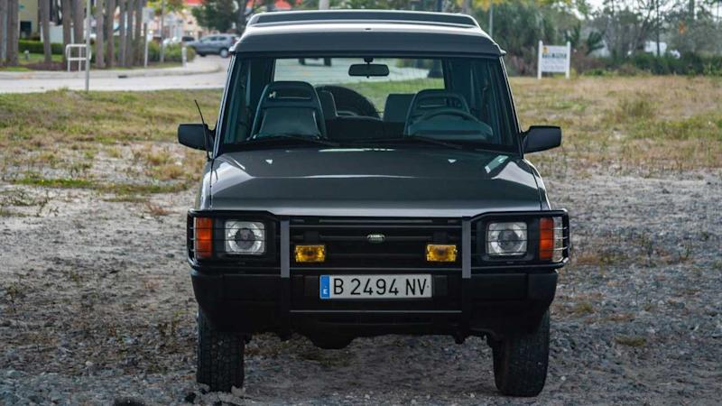 1992 Land Rover Discovery
