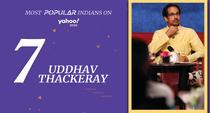 Uddhav Bal Thackeray (born 27 July, 1960) <br>Chief Minister of Maharashtra