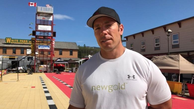 Dragging dummies and hauling hoses: FireFit competition lands in Whitehorse