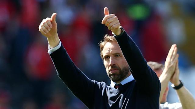 England boss Gareth Southgate opened up on links to Premier League jobs and the fall out from Raheem Sterling and Joe Gomez's bust-up.