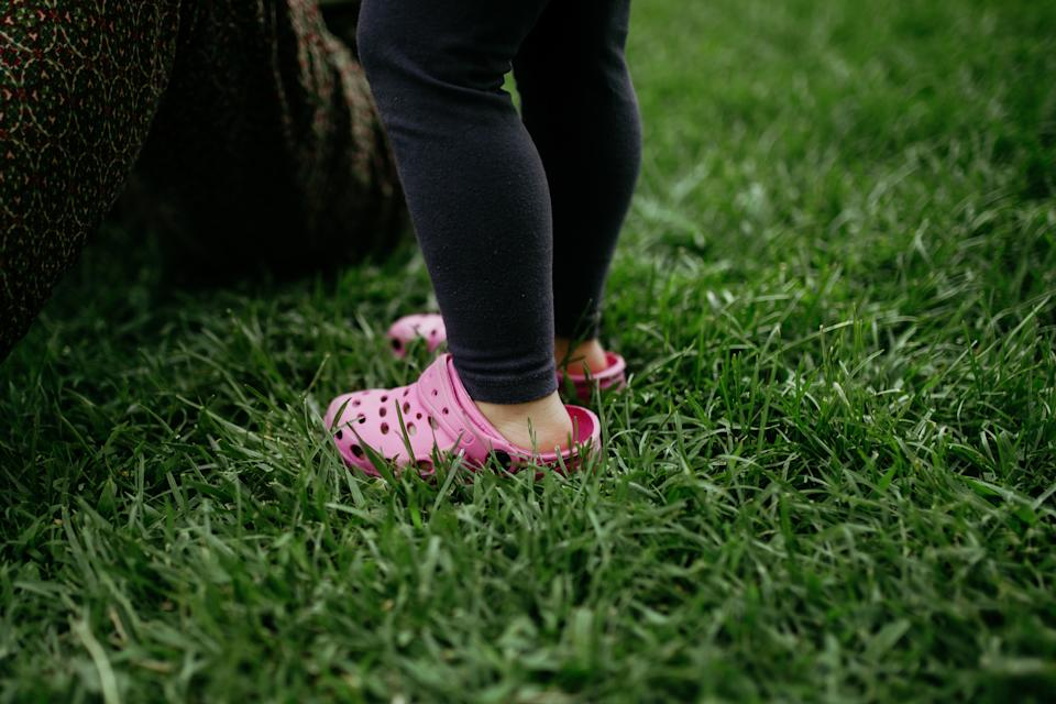 Are Crocs now cool? (Getty Images)