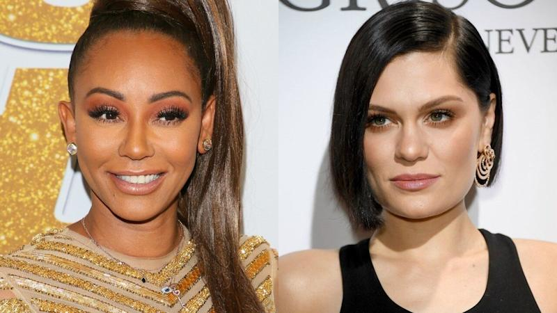 Jessie J Claps Back at Mel B Calling Her 'Overrated'
