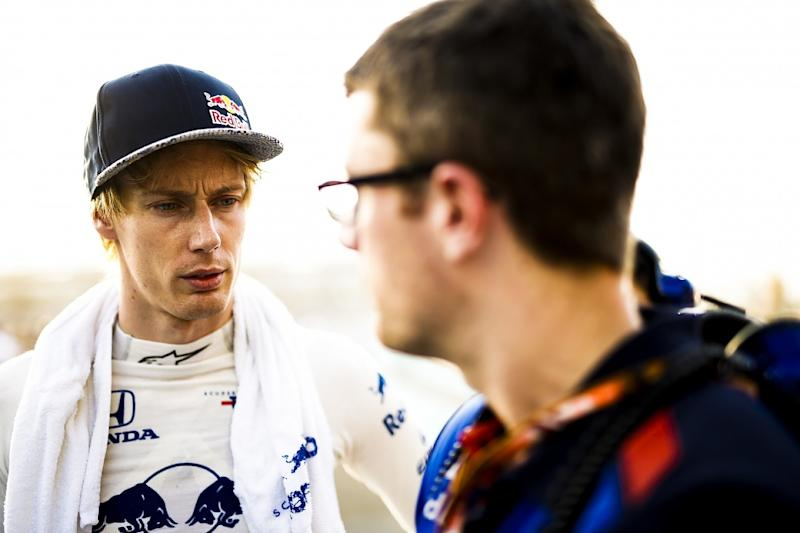 Hartley speaks for the first time after F1 exit