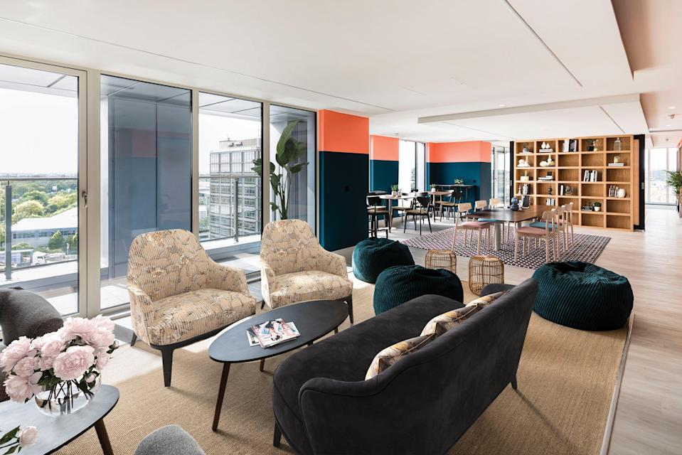 New  flats at Westgate  House in Ealing come with stamp duty and service charge refunds (Westgate House)