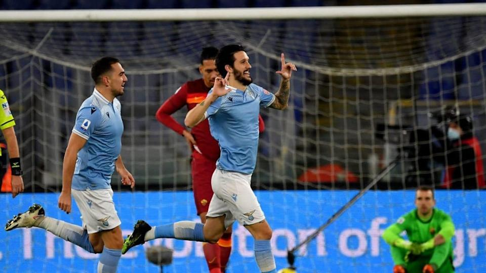 SS Lazio v AS Roma - Serie A | MB Media/Getty Images