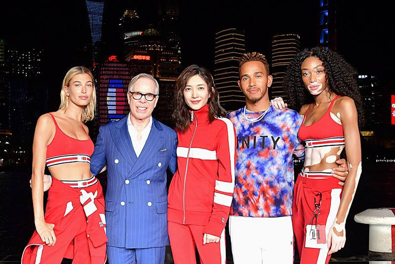 57d67a5d Tommy Hilfiger Brings 'Tommy Now' to Paris for the First Time for Spring  2019
