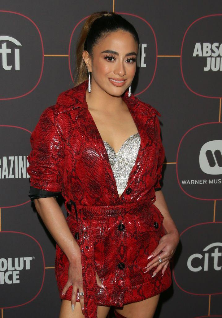 Ally Brooke explains her unhappiness in Fifth Harmony.  (Photo: Jean Baptiste Lacroix/Getty Images)