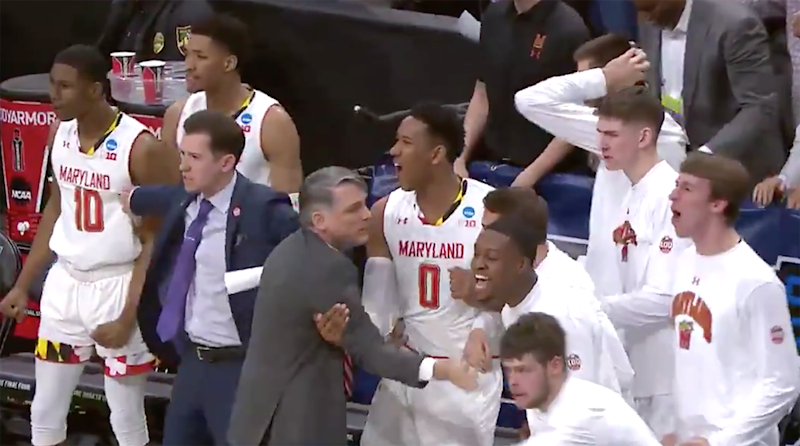 Tigers Top Terps In Final Seconds, Advance To Sweet 16