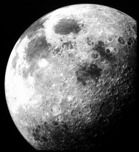 Moon's Magnetic Field Mystery Cracked, Maybe