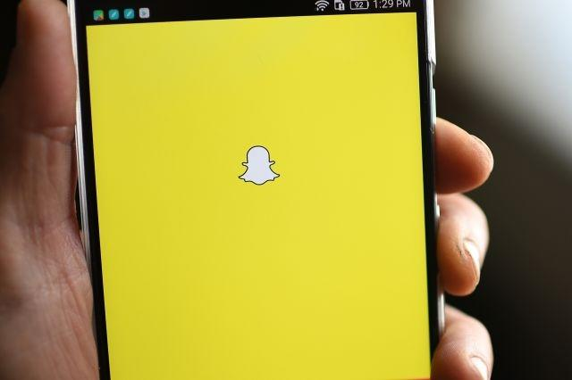 Sheltered-in cut off from Snapchat