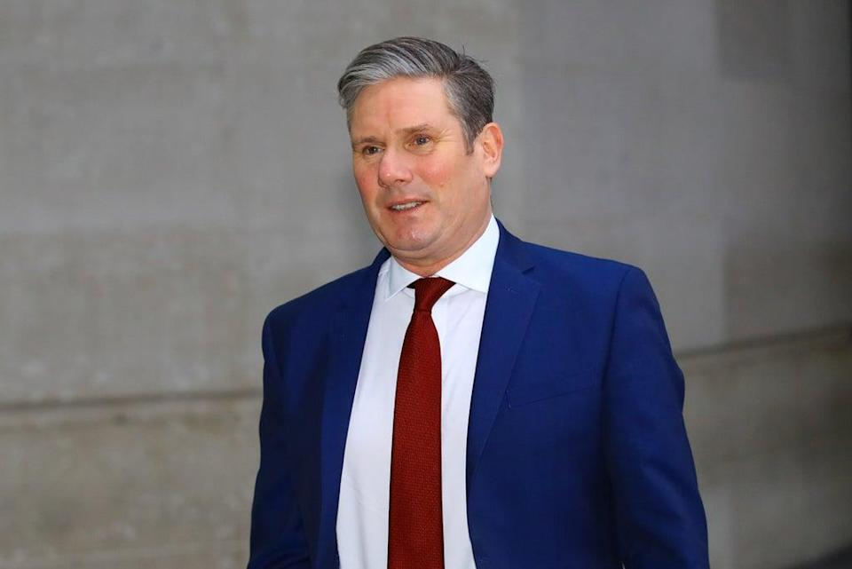 Labour Party leader Sir Keir Starmer (Aaron Chown/PA) (PA Archive)
