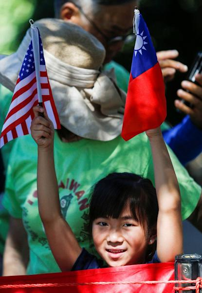 Americans say Taiwan is the least of their worries about China