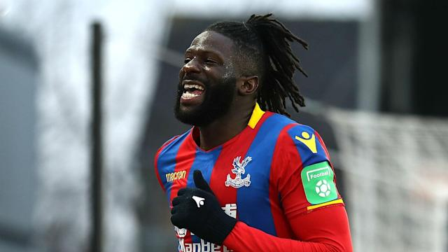 Crystal Palace are five points clear of the relegation zone after Bakary Sako scored decisively to down Burnley at Selhurst Park.
