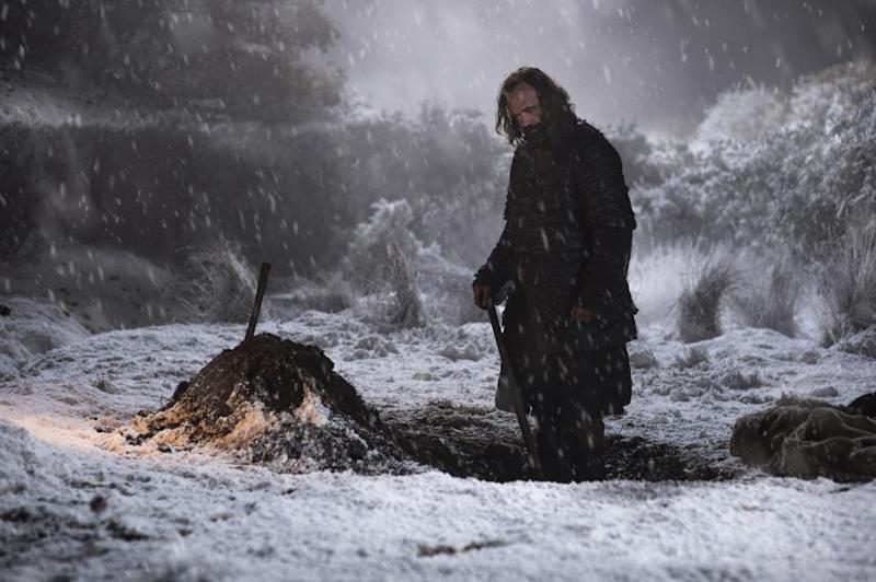 Game of Thrones - The Hound the Gravedigger