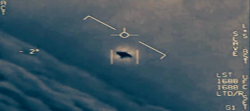 """A scene from the History Channel's """"Unidentified: Inside America's UFO Investigation."""" (Image: History Channel)"""