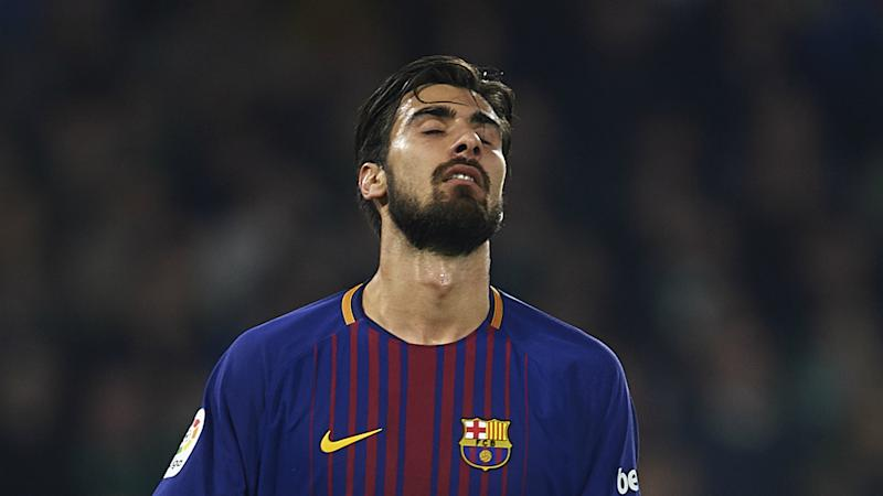 Busquets and Valverde sympathise with Gomes' Barcelona 'hell'