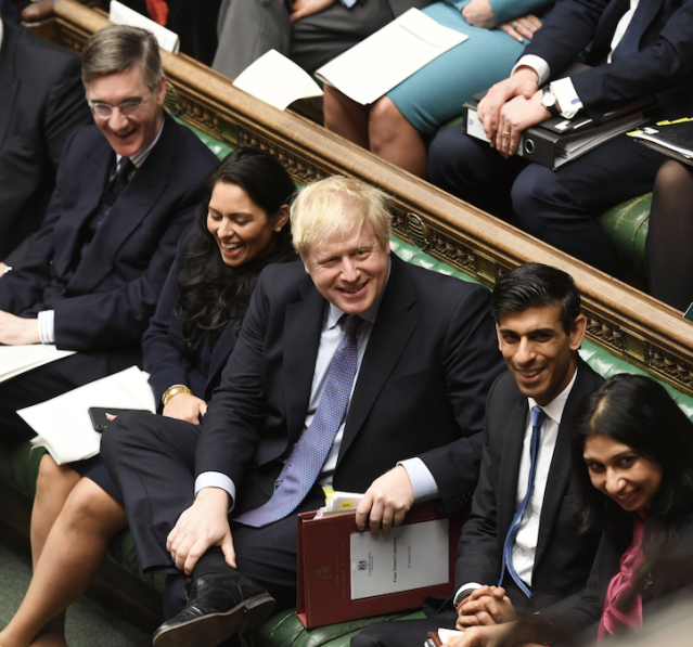 MPs have received a pay rise. (UK Parliament)