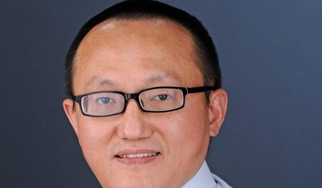 """Feng """"Franklin"""" Tao, an associate professor at the University of Kansas, has been indicted on federal fraud charges that he failed to disclose ties to a Chinese university while doing research funded by the US government. Photo: Handout"""