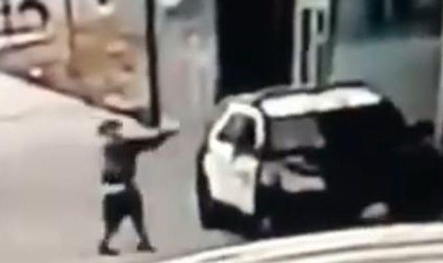 Video captures 'ambush' shooting of two Los Angeles sheriff's deputies