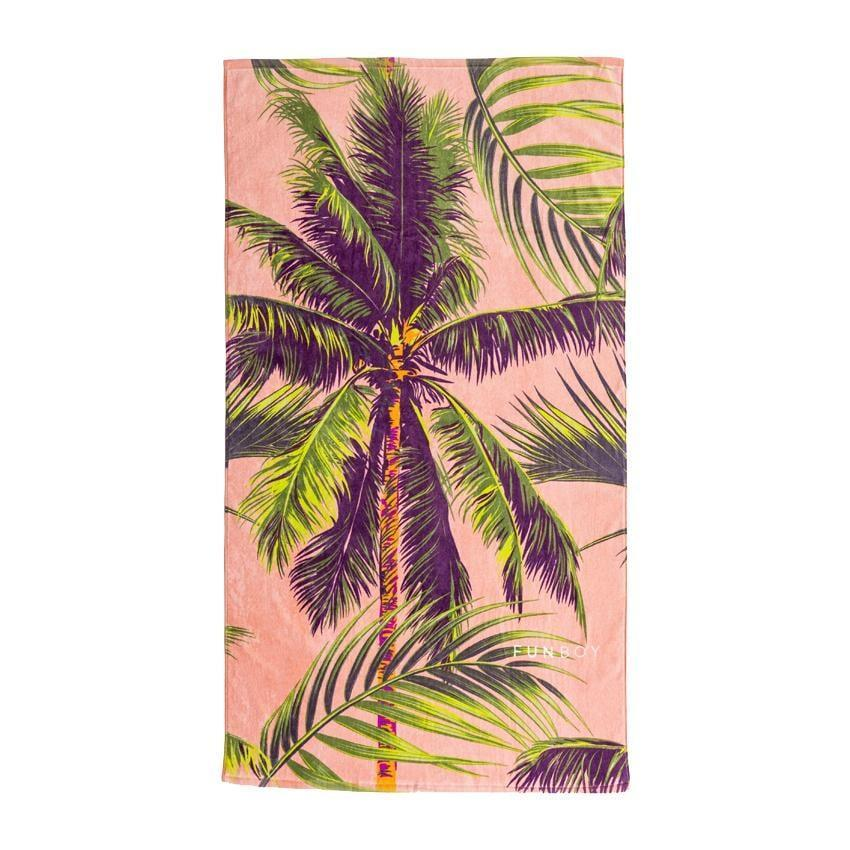 <p>If you'r feeling retro for the summer, the <span>Funboy Vintage Cali Towel</span> ($49) is a cool must-have.</p>
