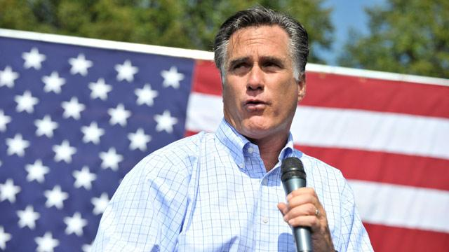 Romney Cancels Campaign Appearance Due to Plane Crash at Event Site