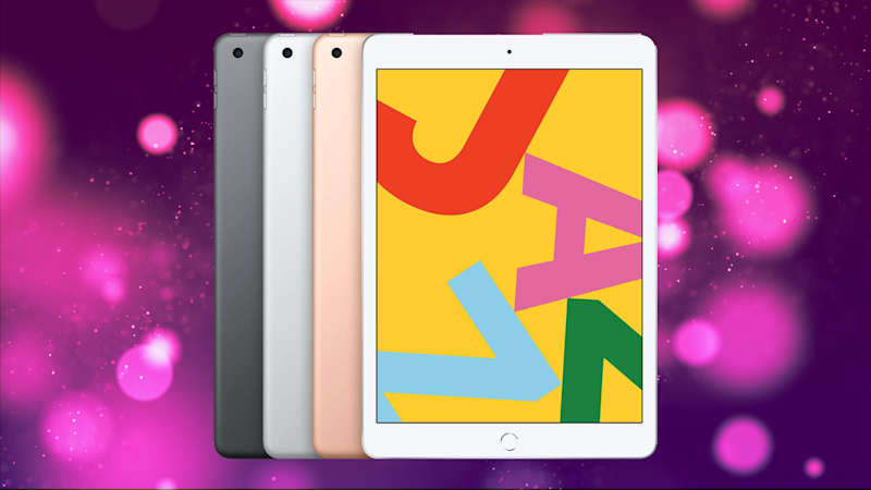 This Apple iPad is on sale for just $250. (Photo: Apple)