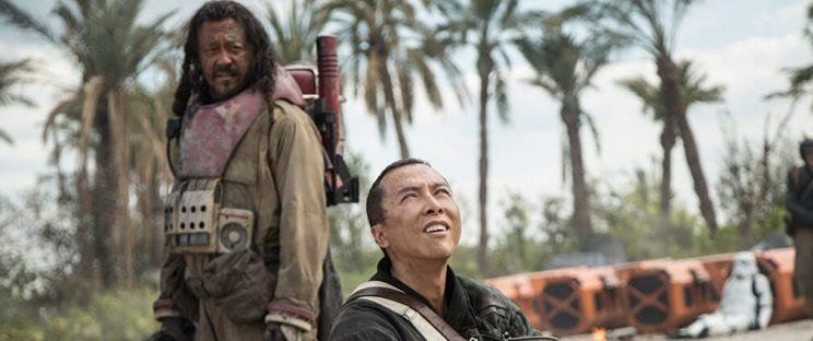 Rogue One: Jiang Wen and Donnie Yen