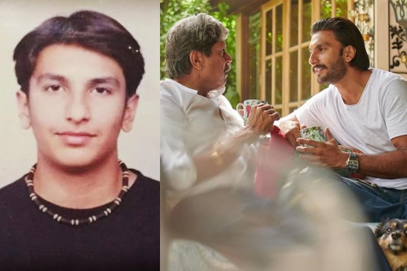 Ranveer Singh Shares Teenage Pic on Flashback Friday, Kapil Dev Calls it Innocent and Cute
