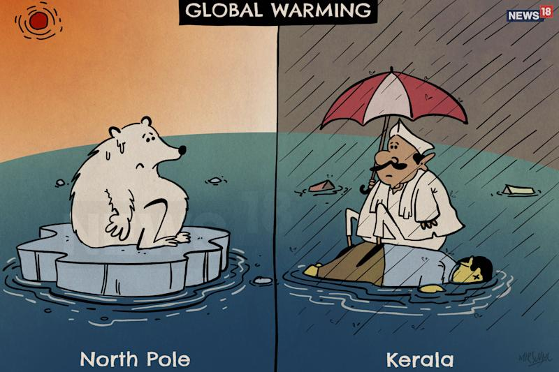 Kerala-flood-cartoon