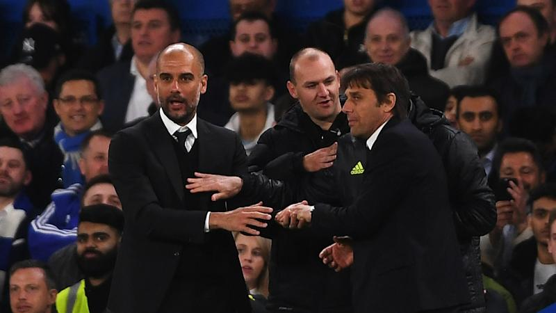 Guardiola fires back at Conte: Everybody spends money... even Chelsea