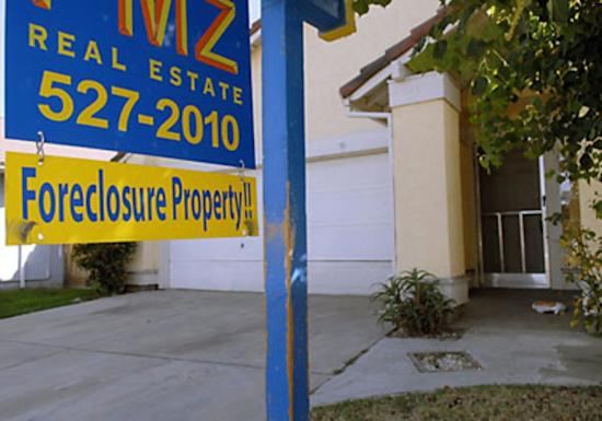 Foreclosures still plague Modesto, Calif.