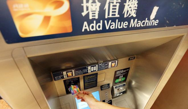 Octopus cards were launched in 1997. Photo: Felix Wong