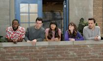 """<p>Have you missed hanging out with Jess, Nick, Schmidt, and the gang since <em>New Girl</em> went off the air in 2018? Us too. Luckily, you can now spend time with these lovable roommates and play True American with them anytime you want thanks to Netflix. </p> <p><a href=""""https://www.netflix.com/title/70196145"""" rel=""""nofollow noopener"""" target=""""_blank"""" data-ylk=""""slk:Available to stream on Netflix"""" class=""""link rapid-noclick-resp""""><em>Available to stream on Netflix</em></a></p>"""