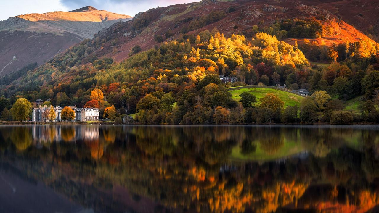 """<p><a href=""""https://www.countryliving.com/uk/wildlife/countryside/a34119872/autumn-ideas/"""" target=""""_blank"""">Autumn</a> is alive with a breathtaking palette of golden colours, brilliant blue skies and a crisp chill in the air. Wherever you live in the UK, it's the perfect time to slip on your <a href=""""https://www.countryliving.com/uk/travel-ideas/staycation-uk/a34093927/best-hiking-boots/"""" target=""""_blank"""">walking boots</a> and soak up all the season has to offer. </p><p>To help you find the best spots to visit, we've rounded up the wonderful places in the UK to see the blazing colours of autumn. From the Lake District to Cornwall, take a look at them below...</p>"""