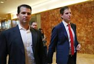 Corporate filings and internal documents show Trump's sons Eric and Donald Jr. have been directly involved in various stages of MNC Lido City's planning