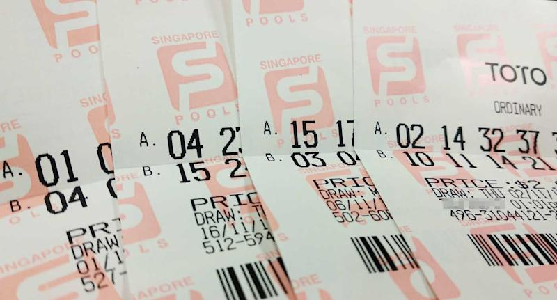 $9 7 million TOTO New Year Draw winning numbers revealed
