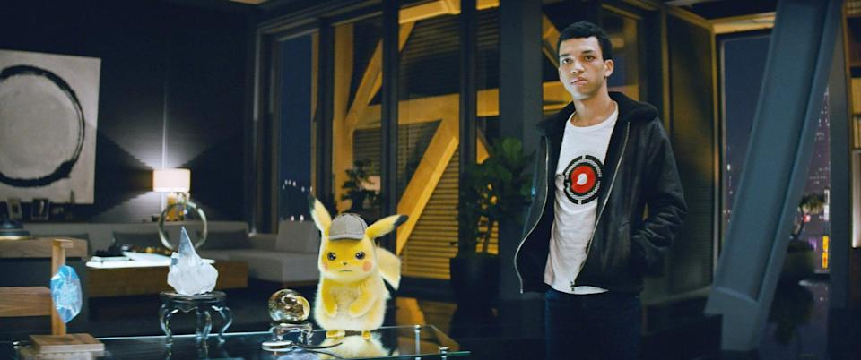 """<p><strong>HBO Max's Description:</strong> """"When ace detective Harry Goodman goes missing, his son embarks on a journey with Detective Pikachu to find him. Chasing clues together through the neon-lit streets of Ryme City they encounter a diverse cast of Pokemon characters and uncover a shocking plot that could threaten the whole Pokemon universe.""""</p> <p><a href=""""https://play.hbomax.com/feature/urn:hbo:feature:GXadUQAL-FZaVkgEAAAKm"""" class=""""link rapid-noclick-resp"""" rel=""""nofollow noopener"""" target=""""_blank"""" data-ylk=""""slk:Watch Pokemon Detective Pikachu on HBO Max here!"""">Watch <strong>Pokemon Detective Pikachu</strong> on HBO Max here!</a></p>"""