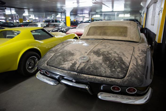 Lost Corvettes