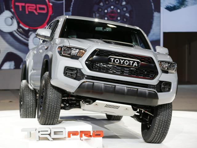 <p>No. 1: Toyota Tacoma<br>Value retained:<br>71.8 per cent after three years<br>58.4 per cent after five years<br>(Canadian Press) </p>