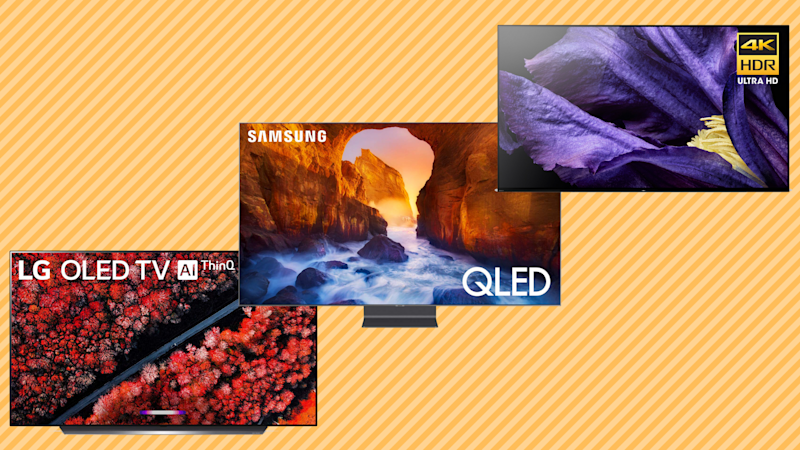 The best 4K TVs for every budget (Photo: Amazon/Yahoo Lifestyle)