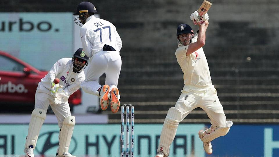 India vs England, 1st Test: Sibley, Root steady the innings
