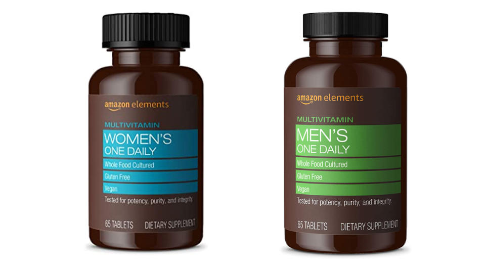 Amazon Elements Supplements Prime Day deals