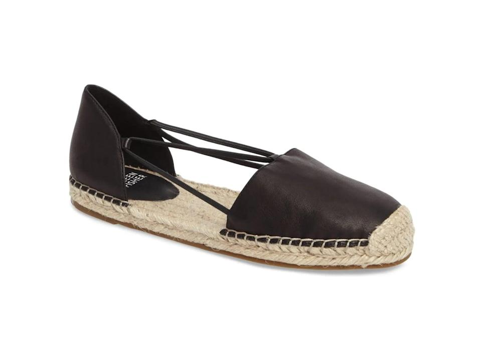 <p>This <span>Eileen Fisher Lee Espadrille Flat</span> ($135) is designed for everyday wear, and it's anything but boring.</p>