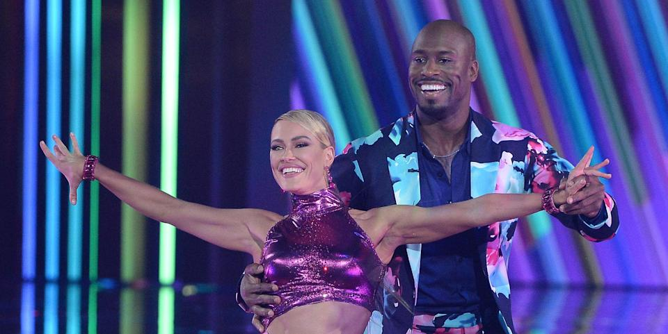 "Vernon Davis Has Been Eliminated from ""Dancing With the Stars"""