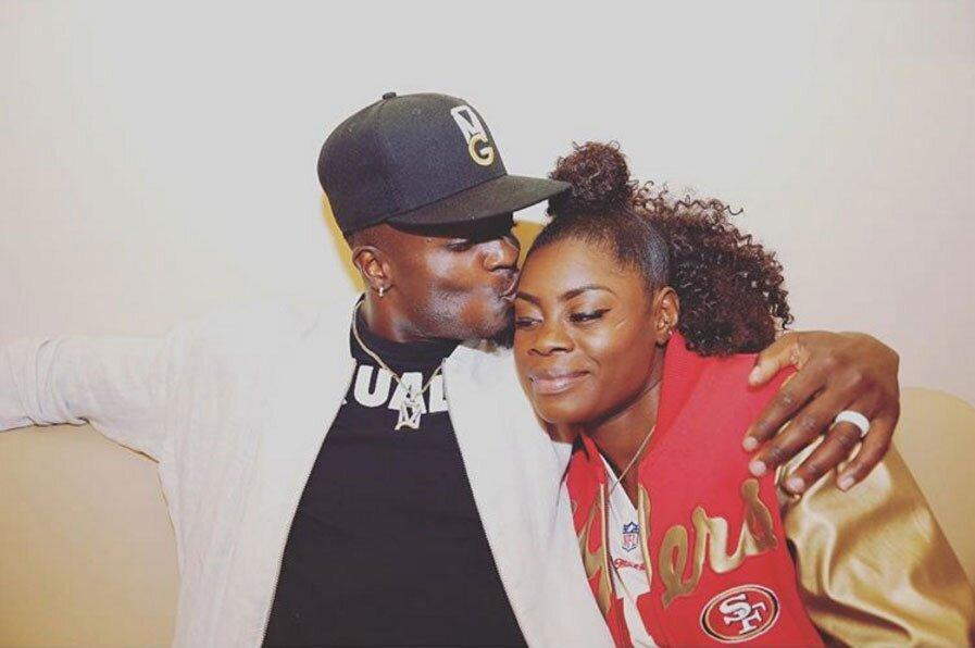 """The professional hurdler shared with PEOPLE that she and her husband Marquise Goodwin, a wide receiver for the San Francisco 49ers, have<a href=""""https://people.com/parents/marquise-goodwin-wife-morgan-will-try-again-for-baby-after-miscarriages/"""" rel=""""nofollow noopener"""" target=""""_blank"""" data-ylk=""""slk:lost three babies"""" class=""""link rapid-noclick-resp""""> lost three babies</a>, but they're still determined to become parents. """"I am not giving up on creating my family. This is my purpose,"""" said Morgan. """"I feel as though one of my life's purposes is to build a family of Goodwin kids running around. I'm not going out without a fight."""" The couple <a href=""""https://people.com/sports/marquise-goodwin-49ers-miscarriage-twin-boys/"""" rel=""""nofollow noopener"""" target=""""_blank"""" data-ylk=""""slk:lost their twin boys"""" class=""""link rapid-noclick-resp"""">lost their twin boys</a> in November 2018 at 19 weeks, four days gestation. Nearly a year earlier, they <a href=""""https://people.com/sports/marquise-goodwin-scores-touchdown-hours-after-losing-baby/"""" rel=""""nofollow noopener"""" target=""""_blank"""" data-ylk=""""slk:lost their premature son"""" class=""""link rapid-noclick-resp"""">lost their premature son</a> at 19 weeks. The two also experienced a pregnancy loss after Morgan miscarried following """"a slip-up"""" in college. """"I'm going to fight until I get what I want. I believe that,"""" Morgan added. """"I believe that God is going to bless us."""""""