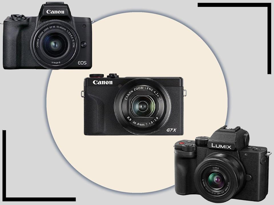 <p>Set your content apart with features and capabilities designed specifically for vlogging</p> (iStock/The Independent)