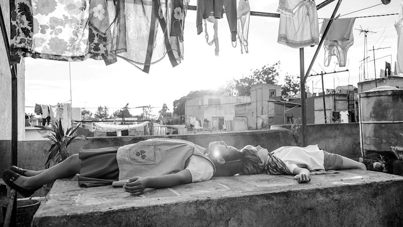 Alfonso Cuarón's masterpiece 'Roma' (credit: Netflix)