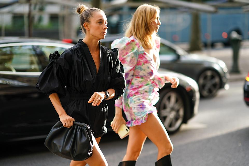 """<p>After wearing sweats for an unhealthy amount of time, you're probably ready to box them up and wear something <a href=""""https://www.marieclaire.com/fashion/g31665641/summer-fashion-trends/"""" rel=""""nofollow noopener"""" target=""""_blank"""" data-ylk=""""slk:silky, bright, and fun"""" class=""""link rapid-noclick-resp"""">silky, bright, and fun</a> until further notice. Ever since the days started getting longer, we've been dreaming about <a href=""""https://www.marieclaire.com/fashion/g32492938/best-comfy-jumpsuits/"""" rel=""""nofollow noopener"""" target=""""_blank"""" data-ylk=""""slk:all the summer clothes"""" class=""""link rapid-noclick-resp"""">all the summer clothes</a> we would rather be wearing, from airy and <a href=""""https://www.marieclaire.com/fashion/a23286045/favorite-wrap-dress-wayf/"""" rel=""""nofollow noopener"""" target=""""_blank"""" data-ylk=""""slk:effortless wrap dresses"""" class=""""link rapid-noclick-resp"""">effortless wrap dresses</a> that give us those summer backyard feel to slips and mini dresses that will have you <a href=""""https://www.marieclaire.com/fashion/g32094645/best-linen-dresses/"""" rel=""""nofollow noopener"""" target=""""_blank"""" data-ylk=""""slk:ready in a flash"""" class=""""link rapid-noclick-resp"""">ready in a flash</a> for a hot night on the town. So, with wallets in mind, we window-shopped our way through all our favorite online stores to find you the best sundresses that won't break your bank. Scroll down and check out 15 of these sundress must-haves—so affordable, you might as well get two, </p>"""